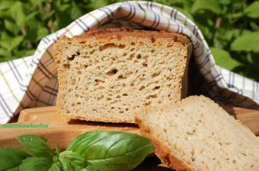 Chleb owsiany na zakwasie