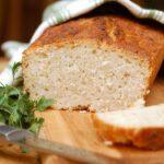 Chleb ryżowy na zakwasie