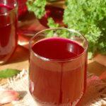 Napój buraczano-warzywny na wzmocnienie odporności