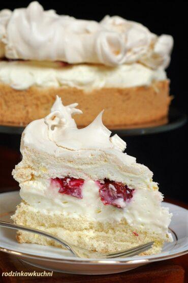 Ciasto cytrynowy puch