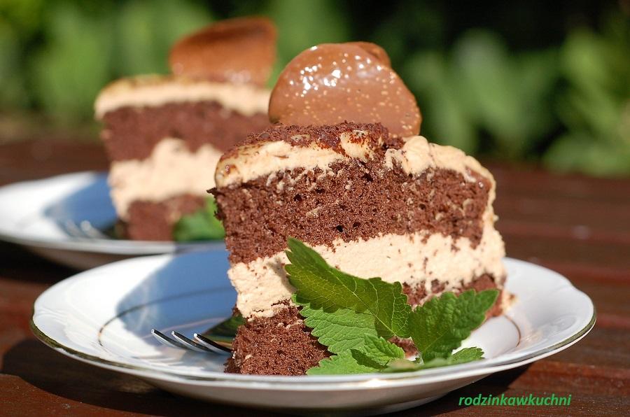 tort Pawełek