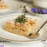 Kruche ciasto z rabarbarem (bezglutenowe)
