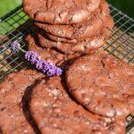 Błyskawiczne ciastka czekoladowe (bez glutenu)