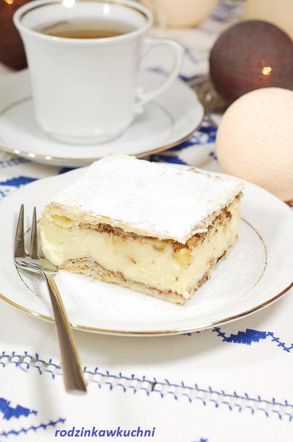 budyniówki_kremowe ciasto_ciasto na cieście francuskim_ciasto jak napoleonka