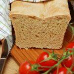 Chleb jaglano-owsiany (bezglutenowy)