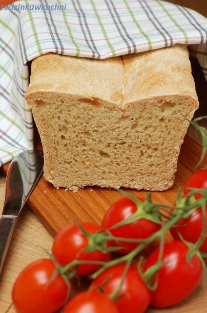 chleb jaglano-owsiany_chleb bezglutenowy_chleb drożdżowy_chleb domowy