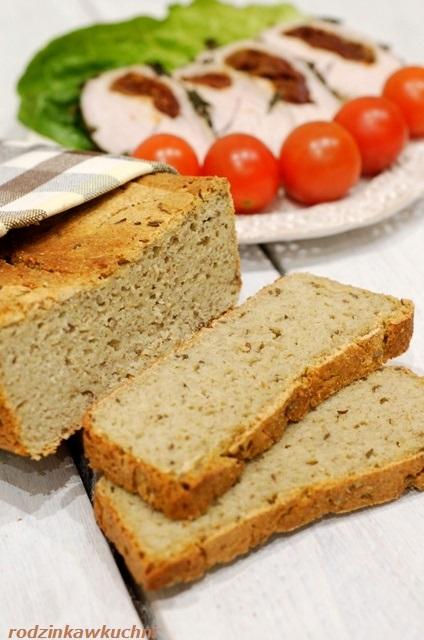 chleb kminkowy_chleb bez glutenu_chleb na drożdżach_domowe pieczywo