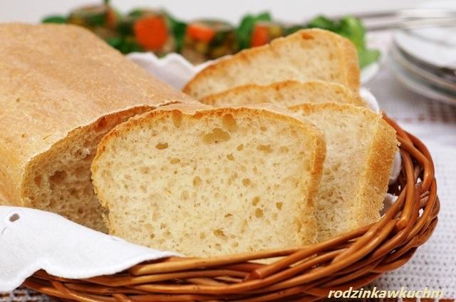 Chleb wiejski na zakwasie drożdżowym_domowe pieczywo_chleb pszenno-żytni