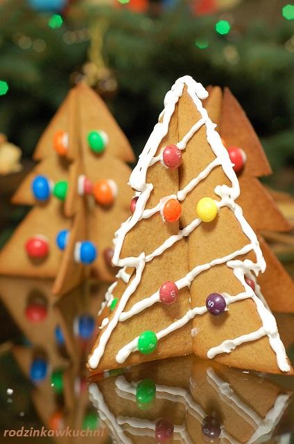 choinka z piernika_łatwa choinka z piernika_zabawy kulinarne_ozdoby świąteczne_świąteczne prezenty