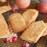 Ciasteczka marcepanowe domki