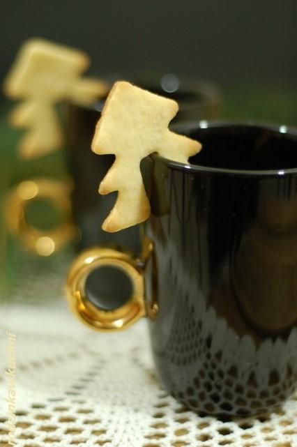 ciasteczka maślano-cytrynowe_ciasta kruche_ciastka na kubek_przepisy na Boże Narodzenie