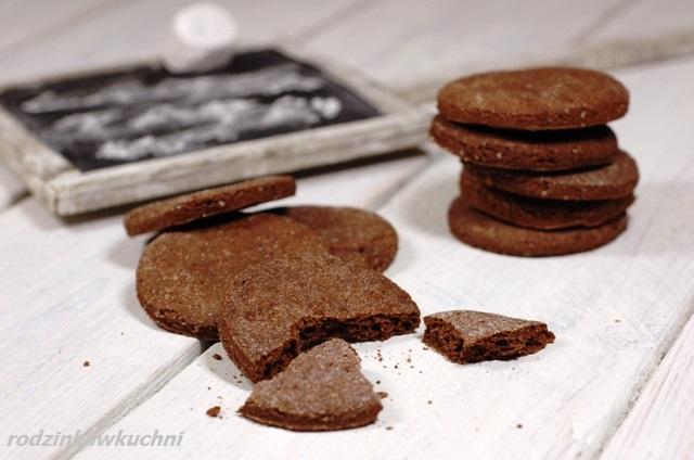 ciastka gryczane_ciastka bezglutenowe_ciastka kakaowe