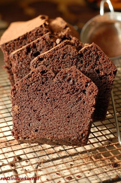 ciasto czekoladowe z buraczkami_warzywa w słodyczach_zdrowy murzynek