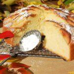Jogurtowe ciasto z jabłkami (kubeczkowe)