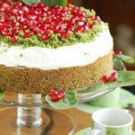 Tureckie ciasto ze szpinakiem – leśny mech