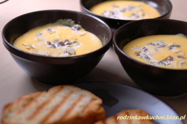 Deserowa zupa dyniowa po stargardzku