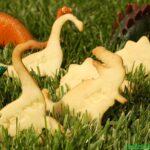 Dinozaury – ciastka cytrynowe