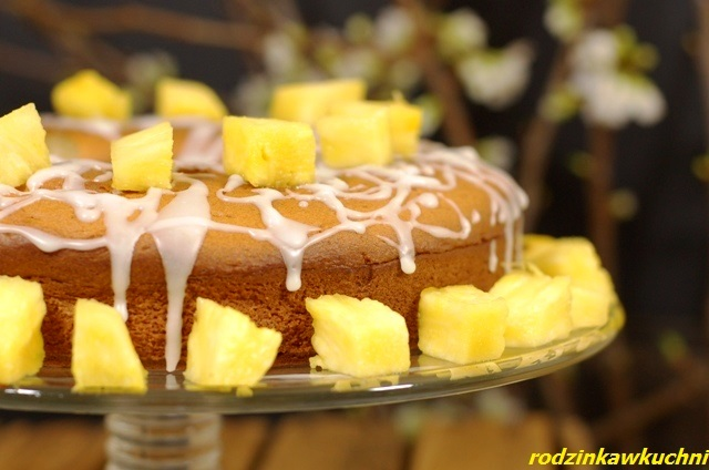 Ciasto drożdżowe topione_drożdżówka_kuchnia czeska