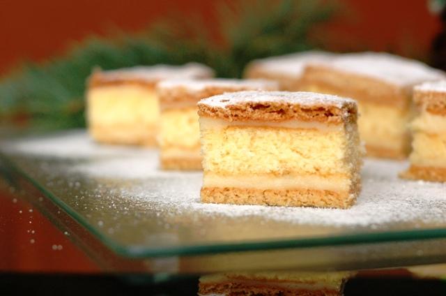 Hetman v. królewiec_ciasto miodowo-biszkoptowe_krajanka_ciasto z kremem_Boże Narodzenie