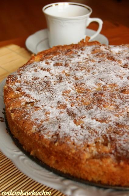 Kanadyjska szarlotka Froda_jabłecznik_ciasto z owocami