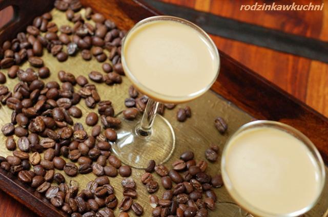 Krem kawowy_domowy likier kawowy