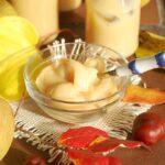 Krem jabłkowy z czekoladą (nutella jabłkowa)