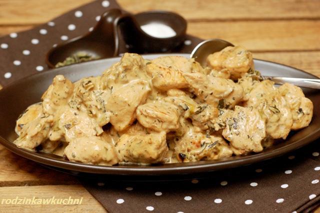 kurczak dla leniwych_dania z drobiu_dania błyskawiczne_dania dla studenta