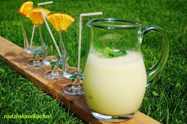 lemoniada_napój dla dzieci_naój na lato_napój na piknik