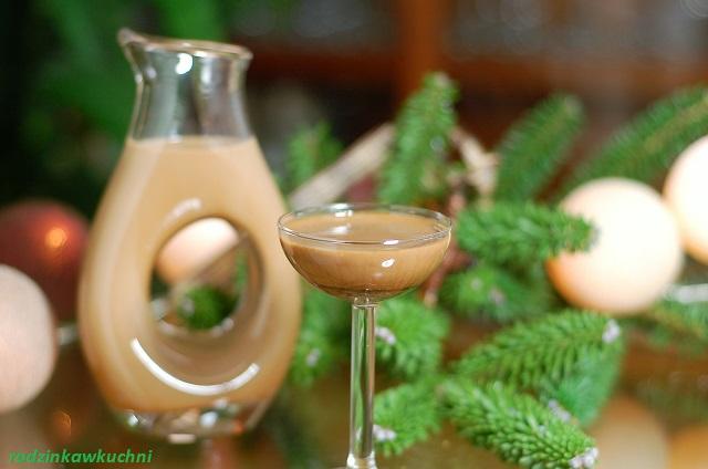 likier bożonarodzeniowy_likier krówkowy_likier krówkowo-czekoladowy z pomarańczą_domowy krem mleczny