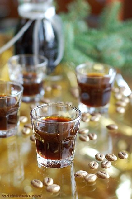 likier kawowy_domowy likier kawowy_likier na Boże Narodzenie