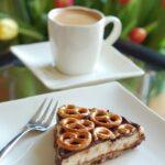 Mazurek czekoladowy (bez pieczenia)