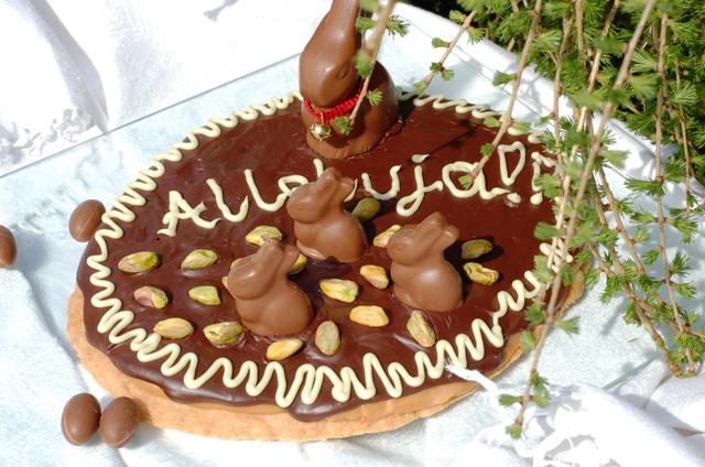 mazurek milionera_mazurek z kajmakiem_mazurek z czekoladą_ciasto milionera_krajanka_słodkości na Wielkanoc