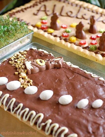 mazurek śliwka w czekoladzie na spodzie owsianym_mazurek bakaliowy_mazurek wielkanocny_mazurek bezglutenowy
