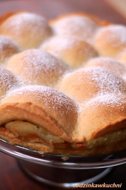 misiankowa szarlotka_ciasto z owocami_jabłecznik