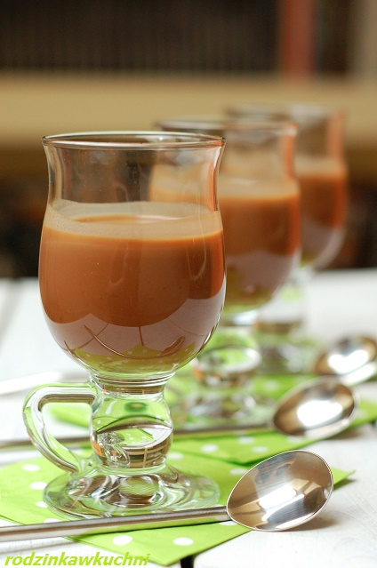mleko czekoladowe z batatów_mleko roślinne_mleko deserowe_nabiał roślinny_domowy wyrób