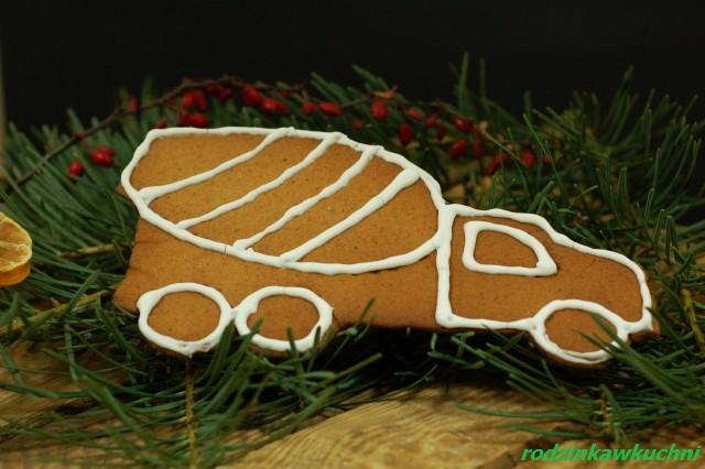 pierniczki do pakowania prezentów_ciasteczka korzenne_drobne wypieki_Boże Narodzenie