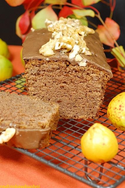 piernik z dynią_ciasto korzenne_warzywa w słodyczach_ciasto z miodem