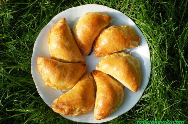 pierogi z bobem_pierogi pieczone_pierogi wegetariańskie_dania na lato