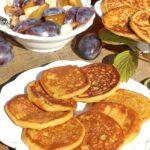 Placuszki dyniowo-jaglane