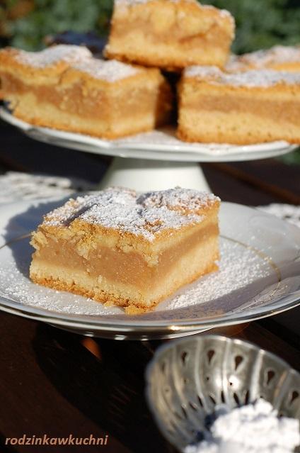 prosta szarlotka_jabłecznik na kruchym cieście_prosty jabłecznik_proste ciasto