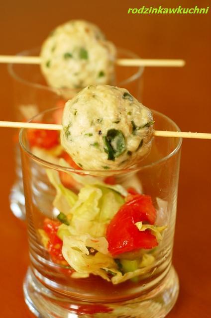 pulpety ze szpinakiem_dania z drobiu_dania dietetyczne_dania dla dzieci