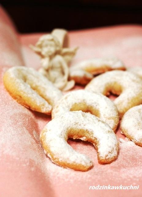 rogaliki migdałowe_ciasteczka_Boże Narodzenie_kuchnia austriacka