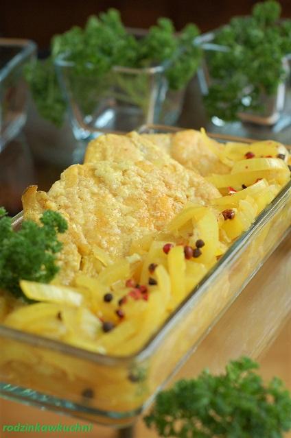 ryba w occie curry_ryba w marynacie curry_ryba smażona w occie_ryba w occie