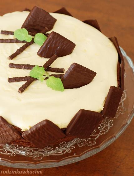 torcik after eight_torcik czekoadowo-miętowy_torcik czekoladowy z musem z białej czekolady_torcik bezglutenowy
