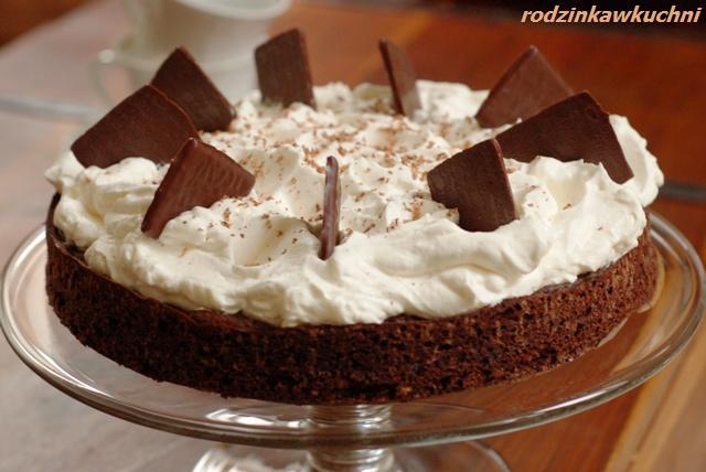torcik czekoladowy after eight_ciasto czekoladowe_brownie