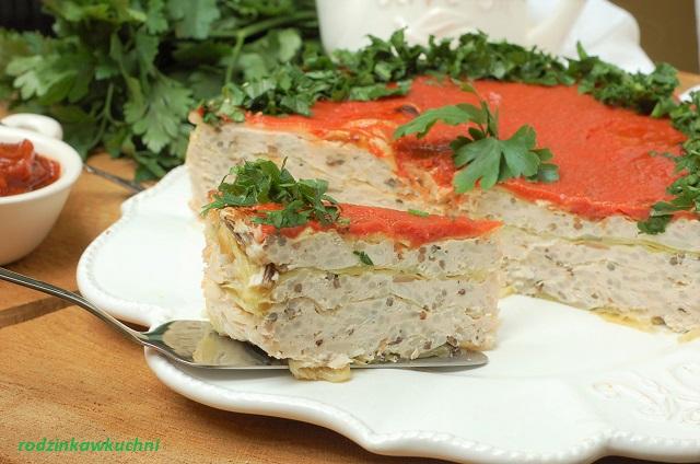 tort gołąbkowy_gołąbki inaczej_niedzielny obiad_kapusta faszerowana mięsem