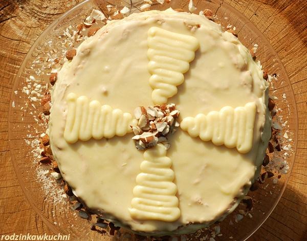 tort migdałowy_tort Pawła Małeckiego_tort bezglutenowy_tort z czekoladą_tort na Boże Narodzenie