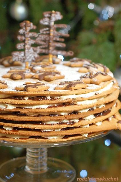 tort miodowa stefanka_tort z kremem z kaszy manny_tort miodowy_tort urodzinowy