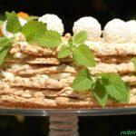 Tort raffaello II (bezglutenowy)