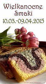 akcja_Wielkanocne Smaki_mazurek wiśniowo-serowy